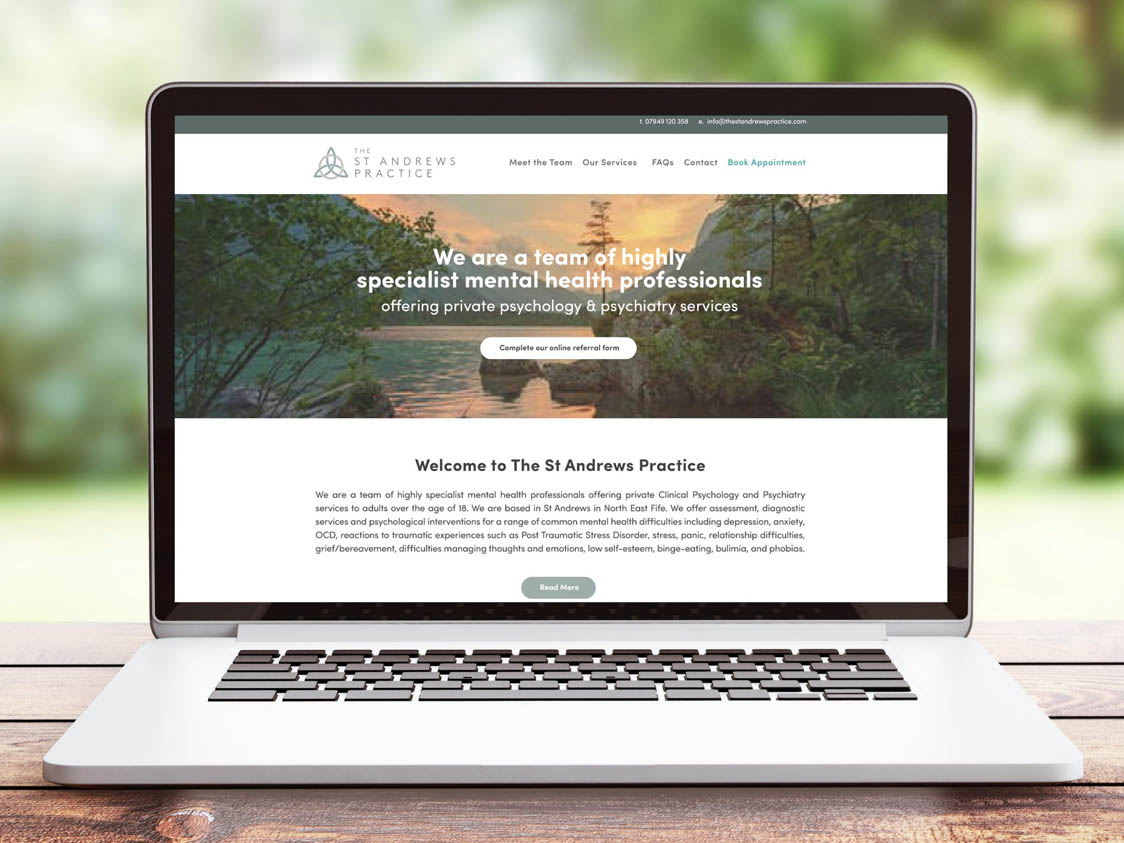 Project St Andrew Web